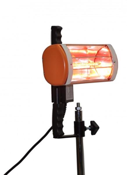 Heatlight mobile hand held paint dryer 1000 watts with infrared technology Heatlight Infrarot VLP10-E