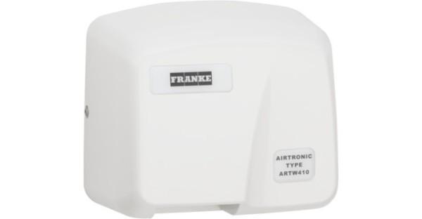 Franke handendrogger ARTW410 gemaakt van kunststof voor wandmontage in wit Franke GmbH ARTW410
