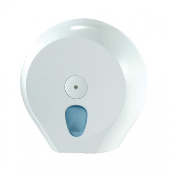 Mini toiletpapier dispenser Jumbo MP756 voor wandmontage gemaakt van kunststof Marplast S.p.A. 756,756