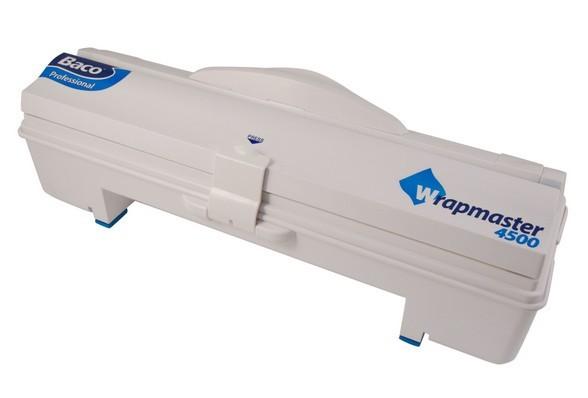 Voor aluminiumfolie, plasticfolie, bakpapier en bakfolie Wrapmaster WM4500 Wrapmaster 63M91