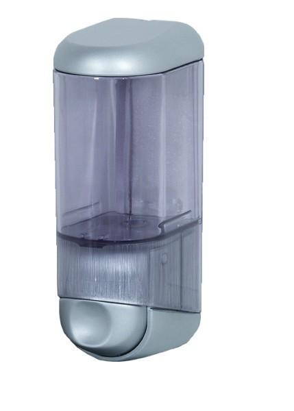 Zeep dispenser in satijn of chroom kunststof voor wandmontage Marplast S.p.A.