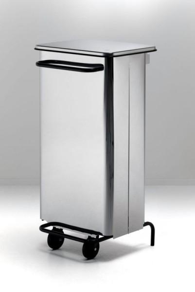 Graepel G-Line Pro Rettangola Pedal dustbin in 70 l or 110 l G-line Pro
