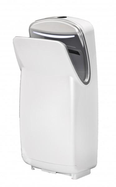 1000 Watt Handdryer R1.1 - withe oder silver from Sanicus R1 R1.1,R1.1