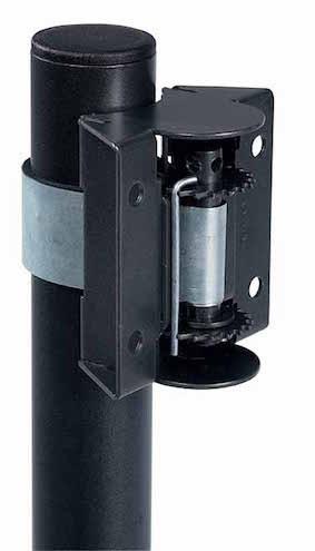 Collec universele bevestiging voor ronde palen ¯ > 50 mm van Rossignol Rossignol 58011