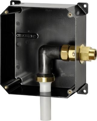 Franke ruwbouwset AQRM558 plastic voor toiletspoeling Franke GmbH AQRM558