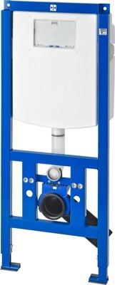 Franke installatie-element AQFX0007 voor rolstoeltoegankelijke zwevende wc's Franke GmbH AQFX0007