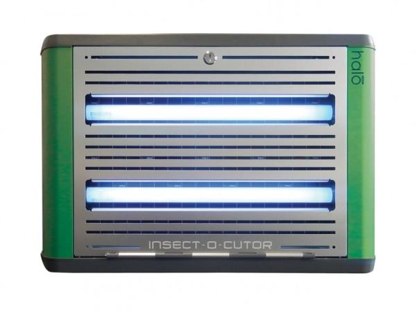 Insect-O-Cutor Halo-Shades Insectendoder in 6 verschillend kleuren en 30 Watt Insect-o-cutor HL30-SHADES-Y,HL30-SHADES-B,HL30-SHADES-G,HL30-SHADES-O,HL30-SHADES-P,HL30-SHADES-R,